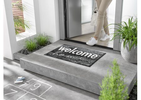 wash-and-dry Matte Welcome Granite 050x075 cm