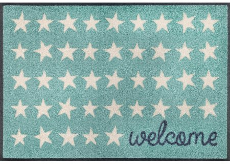 wash-and-dry Matte Welcome Stars 050x075 cm